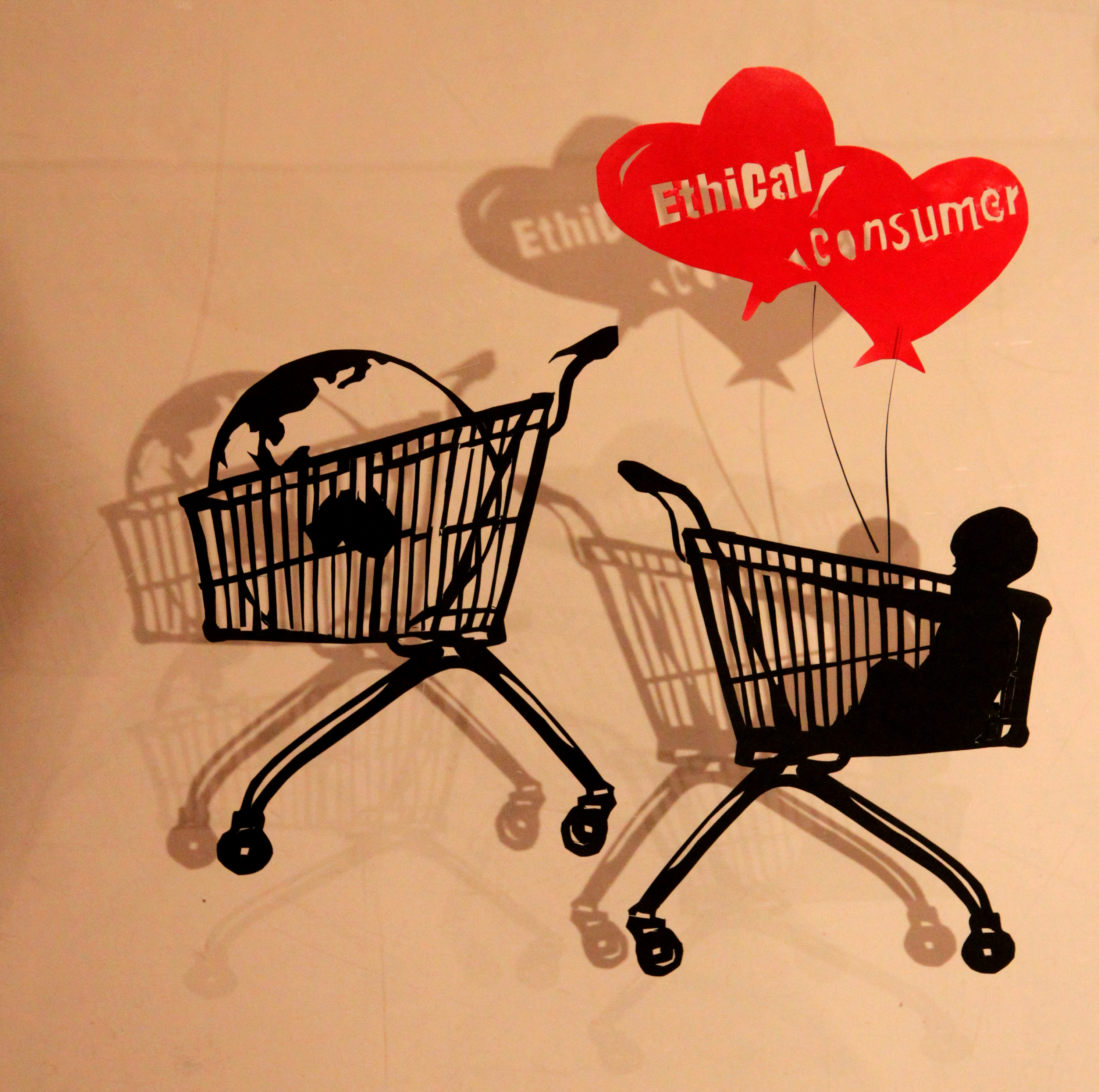 ethical consumerism We've been talking this month about the relationship that millennials have (or don't have) with consumerism during our exploration, you've certainly heard us.