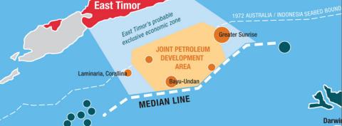 Timor Sea Justice Campaign