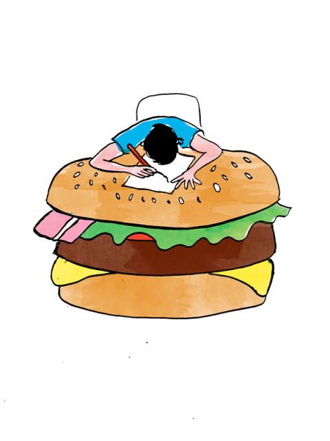 food-boy
