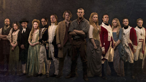 Banished cast whitewashing