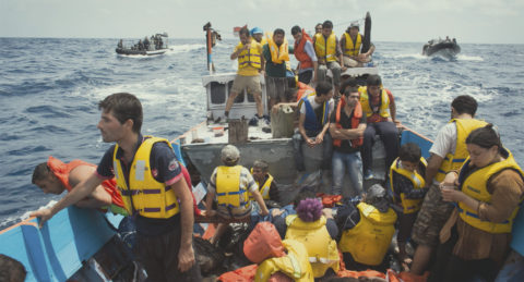 Chasing Asylum HRAFF 2016
