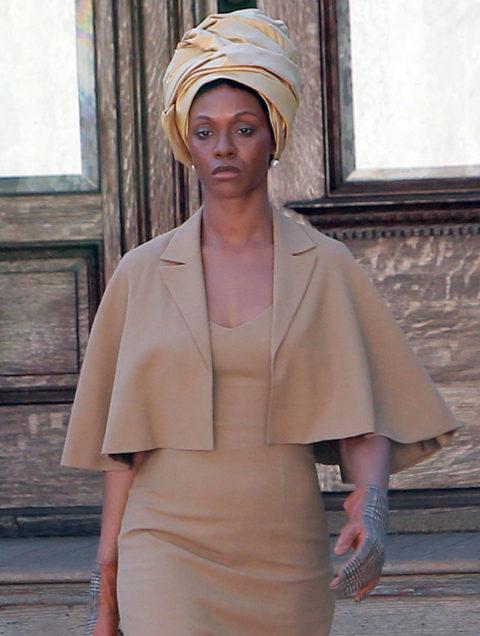 Nina Simone racebending in film and tv